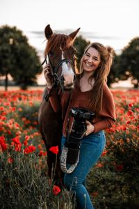 Anja Mertens WelshPony ConSolido mit Alexandra Evang Photographie