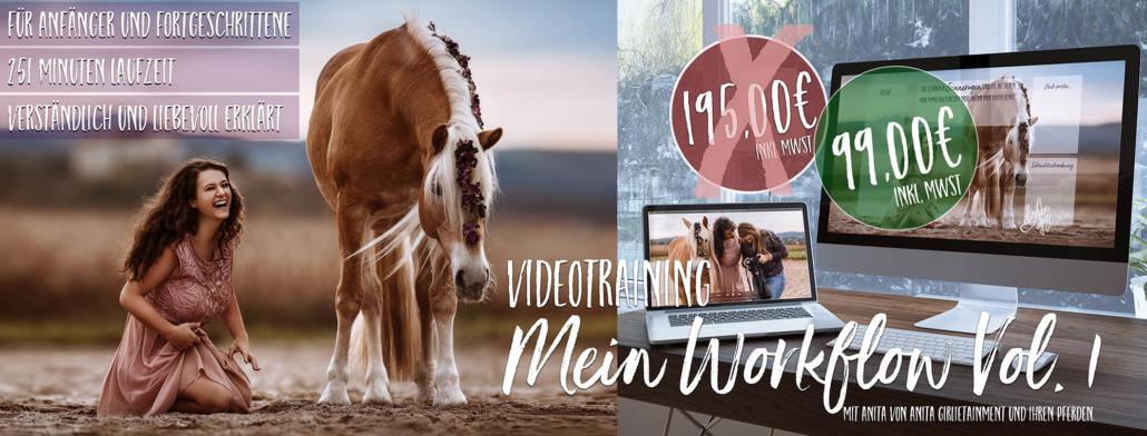 Videotraining Fotografie und Bildbearbeitung